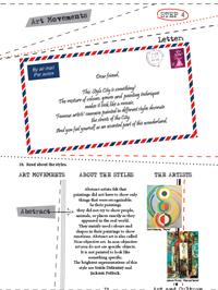 Предмети Дизайн-ліцею Херсон - Англійська мова для майбутніх художників та дизайнерів