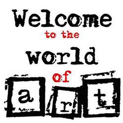 Навчально-методичний посібник Welcome to the World of Art
