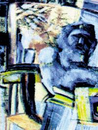 Відділення вищої освіти, Художня школа, інтер'єрний живопис