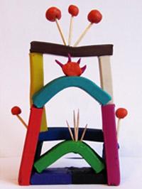 Предмети Дитячої художньої школи Херсон - ліплення