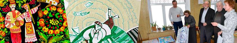 """Переможці ІІІ етапу Всеукраїнського конкурсу учнівської творчості """"Об'єднаймося ж, брати мої!"""" ім.Т.Шевченка"""